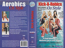 Aerobics VHS Movies