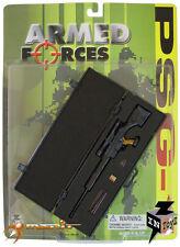 *Brand New* InToyz 1/6 Scale PSG-1 Sniper Rifle with Bi-Pod Accessory *US Seller