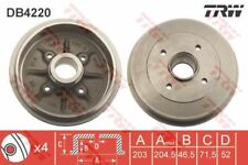 db4220 TRW freno de tambor eje trasero