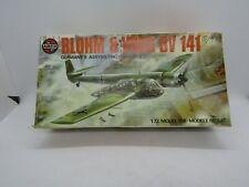 Airfix Airplane Model Kit Blohm & Voss BV141 Diorama Display 1/72 3014