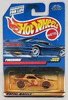 HOT WHEELS FIREBIRD DIE-CAST VEHICLE COLLECTOR #1065 MATTEL 1998