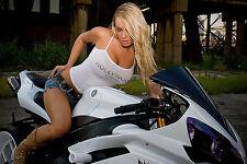 Yamaha R6, R1, 125, all models, LED 8 x LED SMD/SMT, Upgrade, twin pack parking