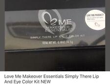 ME Makeover Essentials, Lip & Eye Color Kit