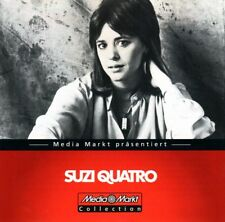"SUZI QUATRO -MEDIA MARKT COLLECTION CD (BEST OF) INCL.""CAN THE CAN"" & ""48 CRASH"""