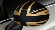 MINI Gold Jack Mirror Cap Set (RRP £127) 51142354921