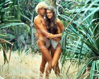 The Blue Lagoon (1980) Christopher Atkins, Brooke Shields 10x8 Photo
