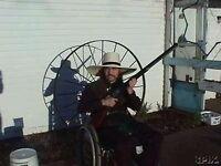 SOUTHERN WAY FRONTIER PLANTER CONFEDERATE HAT CAVALIER CIVIL WAR COWBOY HAT