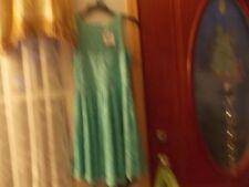 NWT - Lacy Mint green junior dress size medium - Gabriella Rocha Dede