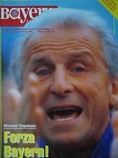 Programm 1994/95 FC Bayern München - Mönchengladbach