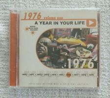 new sealed Original Artists A YEAR IN YOUR LIFE 1976 compilation CD