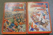 The Sparkler Annual 1936 &1937 [2 volumes]. by Anon