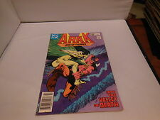 Arak, Son of Thunder #11 - 14 Comic Book Lot Run 11 12 13 14 DC Comics