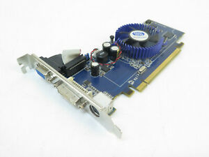 Sapphire Radeon 256MB X1550 PCI-e VGA, DVI,TVO Graphics Card 188-0NC92-01ESA