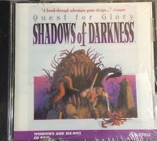 Quest for Glory Shadow of Darkness (PC, 1995)**20 seasoned Hollywood performer**