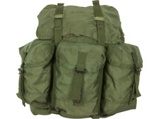 USGI Medium Alice Pack OD Complete with Frame Shoulder Straps and Kidney Pad