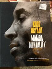 The Mamba Mentality - How I Play by Kobe Bryant (October 23, 2018, Hardcover)