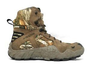 Men's Irish Setter Vaprtrek Waterproof Hunting Boots- US Size 10, Camo 2831