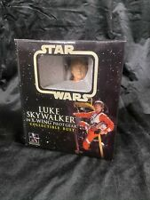 "Gentlegiant Star Wars ""Luke Skywalker"" In X-Wing Pilot Gear Bust Statue Figure"