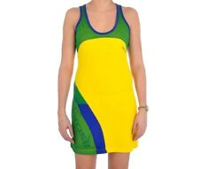 S/M  adidas Women's FIFA WORLD CUP  BRAZIL  MESH TANK  DRESS  US:8  RARE 1AVL