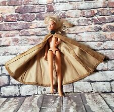 Vintage 1978 Kenner Darci Doll Blonde Rooted Hair Made in Hong Kong