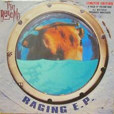 "The Beyond(12"" Vinyl Picture Disc)Raging E.P-Harvest-12HARPD 5301-UK-Ex/NM"