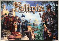 Felinia - Mint - Michael Schacht - Matagot - Jeu de plateau / Stratégie