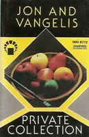 Jon And Vangelis .. Private Collection ..Import Cassette Tape
