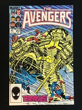 Avengers #257 Marvel Comics 1985 1st App of Nebula MCU High Grade Copy NM CGC It