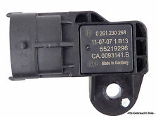 Fiat Punto Evo [199] 1.2 Sensor Drucksensor 0261230268 55219296
