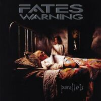 FATES WARNING - PARALLELS (DIGI+BONUS)   CD NEU