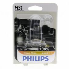 HS1 Philips Vision Moto bis zu 30% mehr Licht Motorradlampe 12636PR Blister 1 St