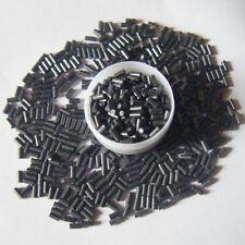 100 Pcs 2.2x5mm Black Flints Compatible Clipper Petrol Lighters Quality Stones