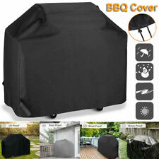 Extra Large BBQ Cover Heavy Duty Waterproof Garden Barbecue Grill Case Protector