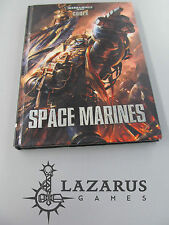 Warhammer 40k Codex Army Book - oop Space Marine 6th Hardback (J1A15)