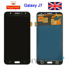 For Samsung Galaxy J7 J700F Black LCD Display Touch Screen Digitizer Replacement