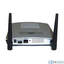 Cisco Aironet 1200 série air-ap1231ag-e-k9 Access Point 2,4 + 5ghz Sans alimentation