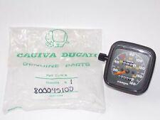 NOS FEO CAGIVA ELEFANT 2 (125CC) / 200 (200CC) SPEEDOMETER GAUGE 800045100