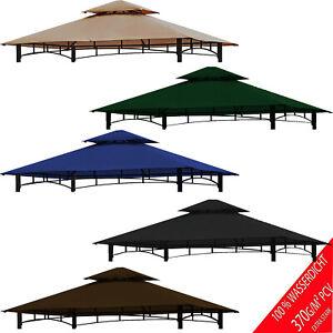 Ersatzdach für Pavillon Grill 2.4[m] x 1.5[m] Wasserdicht PCV Soft 370g/m² M11