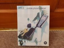 Key Ring Mobile Phone Charger BNIB with Instruction & Batteries