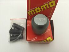 SALE Universal Momo Shift Knob Telescoping (Gunmetal) Fast USA Shipping