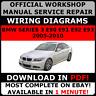 # OFFICIAL WORKSHOP Repair MANUAL for BMW SERIES 3 E90 E91 E92 E93 2005-2010 #