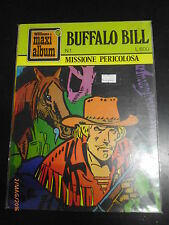 BUFFALO BILL n° 1 - I MAXI ALBUM - WILLIAMS INTEUROPA - 1973