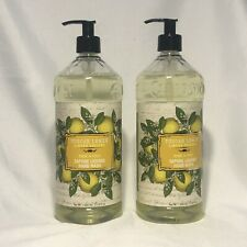 Tuscan Lemon Hand Wash Liquid Soap 33.8 fl. oz - Set of Two