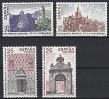Spanje postfris 1991 MNH 3019-3022 - Unesco Erfgoed