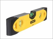 Stanley Tools - Shock-proof Torpedo Level Magnetic 230mm - 0-43-511
