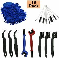 Bicycle Chain Cleaning Brush Kit Bike Maintenance Washing Tool Suitable for Bike