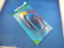ORIGINALE Nokia 3310 3330 XPRESS-ON FRONT COVER POSTERIORE + TASTIERA skr-131 Precision