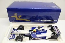 Minichamps 1:18 BMW Williams F1 FW23 Ralf Schumacher FW 23 2001 NEU
