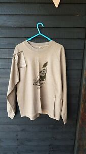 Land Rover Men's Long Sleeve T-Shirt Go Beyond  Graphic M ✔NEW✔
