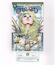SHRUGGED II #2 Ltd to 200 signed by entire creative team w/ publishers COA! NM